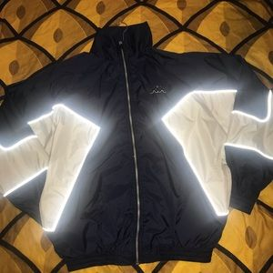 LIMITED EDITION REFLECTIVE KAPPA WINDBREAKER